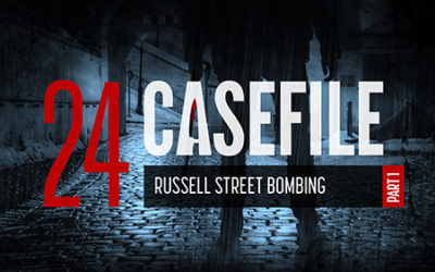 Case 24: Russell Street Bombing (Part 1)