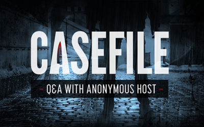 Q&A with Anonymous Host